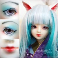 AsaTsuyumiHime face-up by deVIOsART
