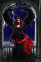 Blood Red Roses by NightWish208