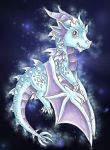 The Ice Guardian is Born by DragonCid
