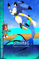 Sapphire Immortality - 01 - Cover by SonicRemix
