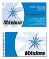 maxima business card by thedsw