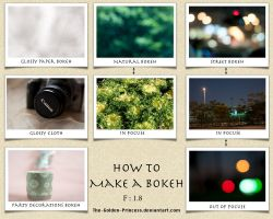 Simple Photography Tips ,, Bokeh 2 by The-Golden-Princess