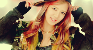 HyoYeon - I Got A Boy by Mega-multi1