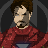 Avengers: Iron Man by darthfilart