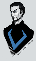 Lord Havelock Vetinari by YumikoUA