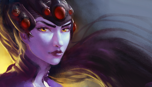 Widowmaker again by chirun