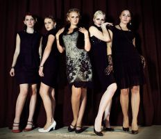 The Cotton Club. Ladies by Red-passion