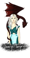 MotherOfDragons by MakeMeButterfly