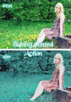 Taking Control Action by iwantdomination