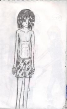 Asura in boxers by ejb1997