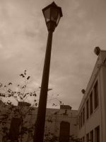 Lamp post by Shayla2046