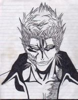 Grimmjow by TotalChaos88