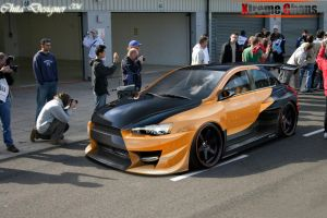 Lancer Evolution by ChitaDesigner