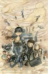Madmax Time by AmberStoneArt