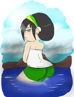 Toph 4 by bluelimelight