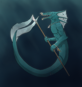 Open Water by Nomcarver