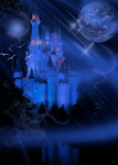 CSS Background Cinderella Cast by WDWParksGal-Stock