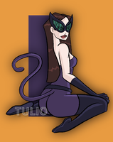 CatwomanVIIIC1 by TULIO19mx