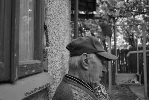 Grand grandfather by SauleaPhotography