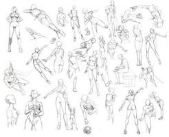 Female anatomy by Precia-T