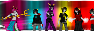 .::AU Troll Next Generation.::. by Kalza