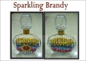 Sparkling Brandy by snowny
