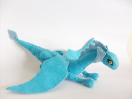 Dragon Plush 1 by vonBorowsky