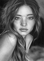 Miranda Kerr by KevinPreston