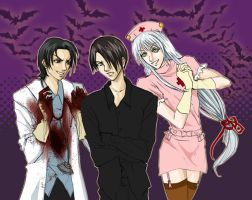 FB- Mabudachi... halloween. by Asukawa