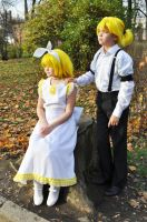 Chibi Cosplay Vocaloid 1 by NakagoinKuto