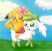summer day by Isi-Daddy