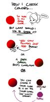 Color Choice Tutorial by Final-Boss-Emiko