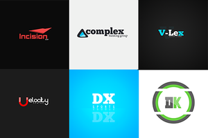 Latest Logos by Kinetic9074