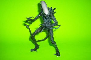 Xenomorph Stalker - 7-Inch Scale Action Figure by Drakhand006