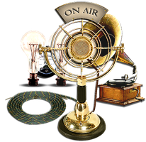 Steampunk Adobe Audition Icon by yereverluvinuncleber