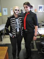 Hallowe'en, Costume Student Style by Chastangela