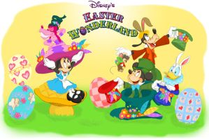 Happy Easter 2010 by hat-M84