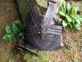 Elvish Leather Corselet by Carancerth
