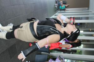Yuffie - Metrocon 2011 by KittenKreationsTampa