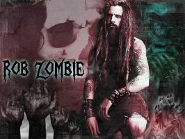 Rob Zombie 3 by serialkiller07