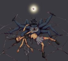 Spider by Gogolle