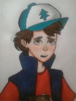 Dipper Pines by GothicHalo88