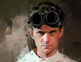 Dr. Horrible by Namecchan