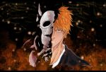 Ichigo skull by Salty-art