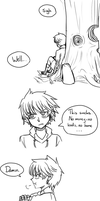 Hxh OC - Comic Strip by PunyMusketeer