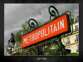 METROPOLITAIN by ANOZER