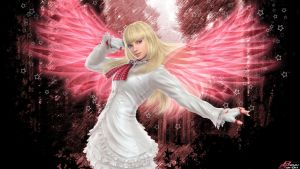 Angelic Lili Rochefort by BayuBaron