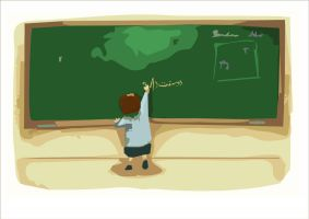 black board by samrahimi