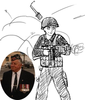 Week of Rememberance - Smokey Smith by ask-military-Canada