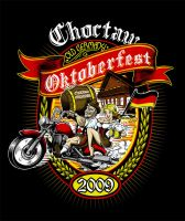 Oktoberfest T-shirt design by heckthor
